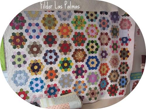 Colchas de patchwork el jardin de la abuela - Imagui