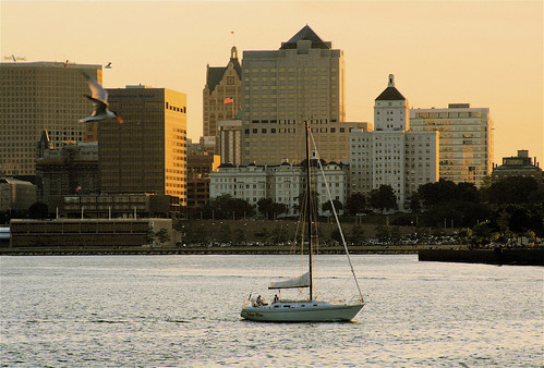 downtown Milwaukee (by: Dan Mullen, creative commons license)