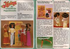 Karina Booklet #2 (February 1980) (Polly Plasty I.) Tags: 80s booklet karina busch