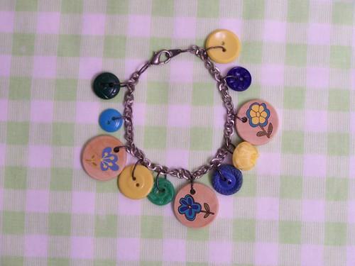 charming photo bracelet