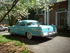 1956 Chrysler Imperial in the sun (marcovitafinzi1) Tags: imperial 1956 chrysler