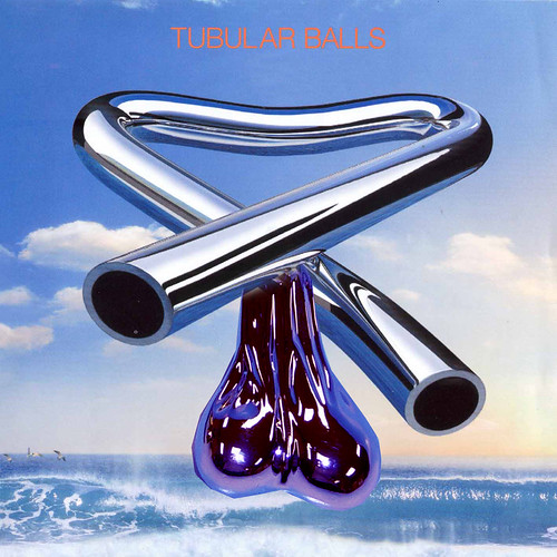 MIKE OLDFIELD - Tubular Balls por Cypress Corners.