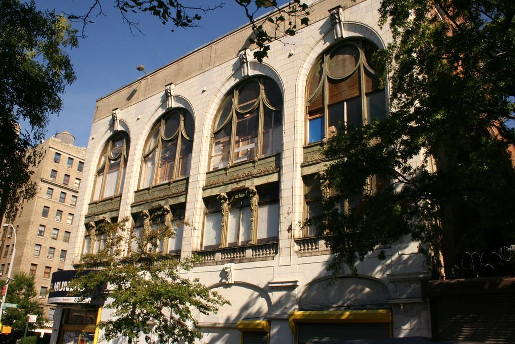 Former Hamilton Theater (El Mundo)