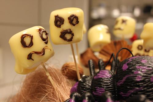 Marshmallowspøkelser