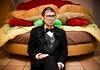 Neil Hamburger and the hamburger bed