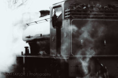 ~ Ghost Train ~ (ADAM TAYLOR | Photography) Tags: lighting uk blackandwhite mist film misty train canon photography eos town blackwhite kent lyrics exposure track moody tour place ride britain smoke united great transport platform tracks rail railway kingdom places trains location tourist tourists steam riding rails gb rides publictransport smokes tours railways towns moods touristattraction ghosttrain platforms touristattractions locations steamtrain moviescene blackandwhitephotography publicplaces lyric tenterden blackwhitephotography dramtic kesr lyrical publicplace filmscenes filmscene moviescenes kenteastsussexrailway tenterdentown 450d inthemist tenterdenstation tenterdenkent tenterdentownstation thekenteastsussexrailway tenterdentownrailwaystation tenterdentowncentre
