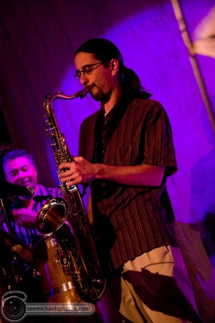 PAul Ingram Group at Tango Del Rey 101809 © Michael Klayman-008