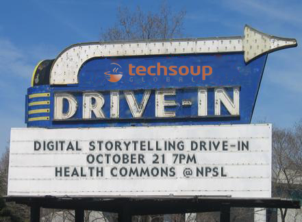 TSDIGS Drive In Sign