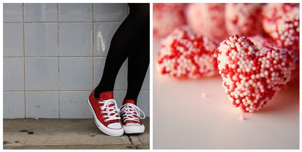 Sneakers and Candy