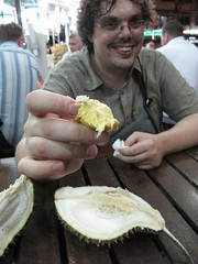 Want Some Durian? Geylang, Singapore