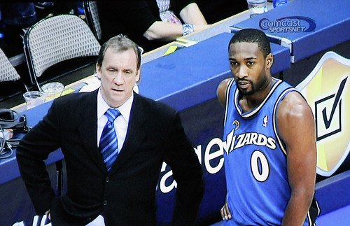 1f4b59f93 The Coexistence of John Wall and Gilbert Arenas