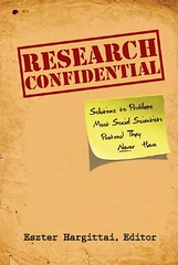 Research Confidential cover