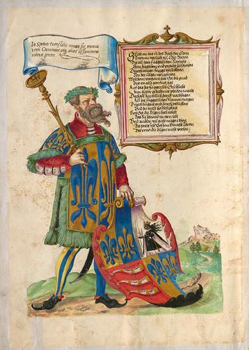 002-Das Ehrenbuch der Fugger 1545-1548-©Bayerische Staatsbibliothek