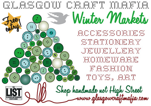 Glasgow Craft Mafia Winter Markets
