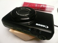 my new baby - Canon powershot S90