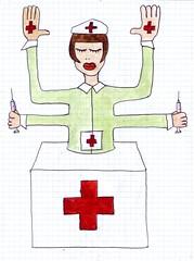 Mrs. fuck vaccine 2009 W.Vecchietti