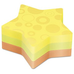 Star Post-it Notes