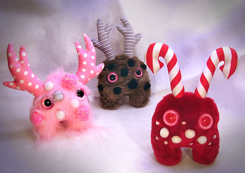 Wee Peppermint Beast Workshop