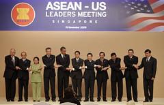 Singapore APEC Obama