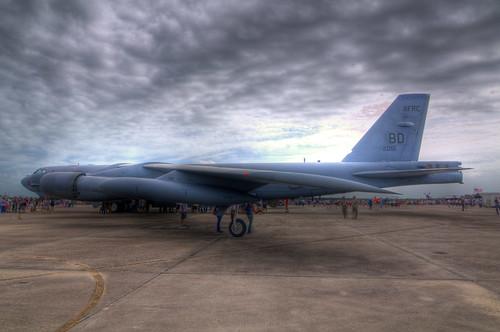 Warbird picture - B-52 Stratofortress