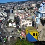 Valparaíso: Ascensor Artillería