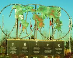 Peace Park (chumlee10) Tags: world park sign illinois peace symbol map flag sony il johnlennon abrahamlincoln rockford johnfkennedy martinlutherking alberteinstein a300 mahatmagandhi mothertheresa winnebagocounty oglalasioux