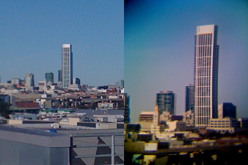 Phone-O-Scope: SOMA image comparison