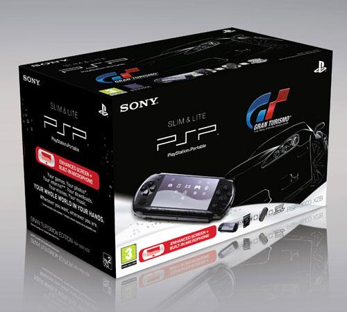 bundle GT PSP