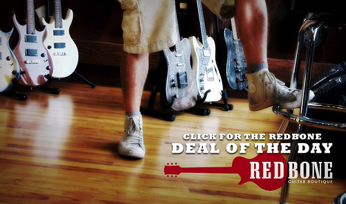Redbone Deal Of The Day by Howdy, I'm H. Michael Karshis, on Flickr