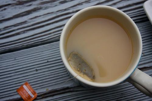 mmmm tea