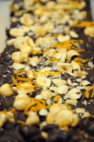 chocolate orange hazelnut bark spicy orange hazelnut chocolate orange ...