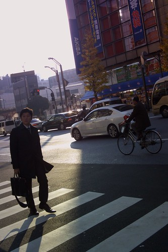 winter 3PM Akihabara (version)