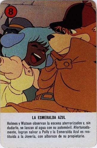 La esmeralda azul 8