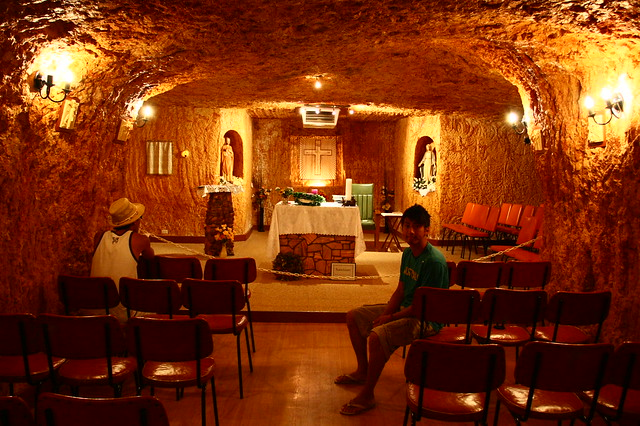 Chruch of Coober Pedy