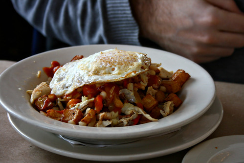 Amish Chicken Hash