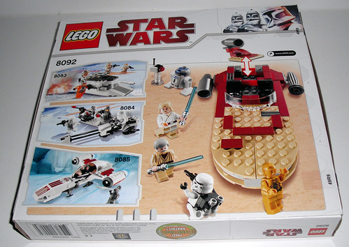 Lego Star Wars Building Plans