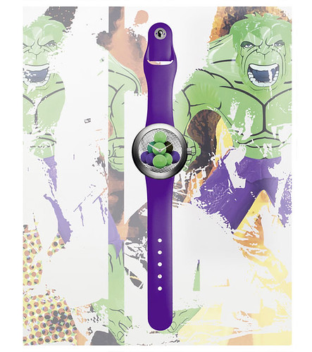 Marc Newson en Jeff Koons horloge