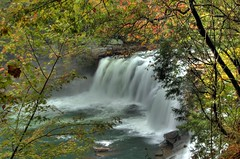 Little River Falls Framed (the waterfallhunter) Tags: waterfall nikond50 littlerivercanyon lookoutmountain hdr dekalbcounty fortpaynealabama littleriverfalls alabamawaterfalls littlerivernationalpreserve loriwalden