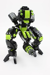 53.X Machine (curtydc) Tags: robot lego mecha mech bfg moc