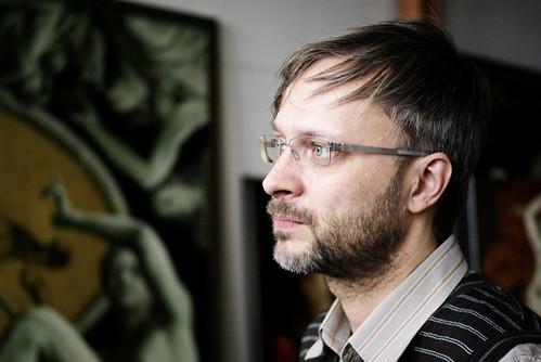 Michael Triegel, Leipziger Schule, Carolin Weinkopf