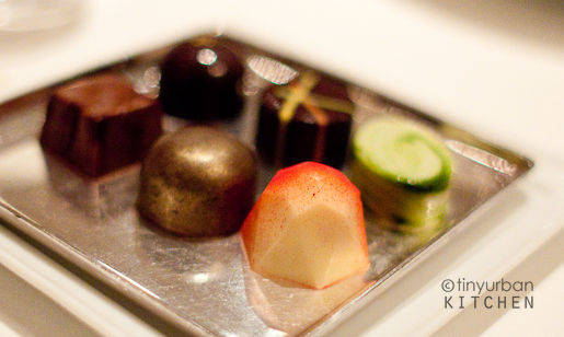 French Laundry Mignardises