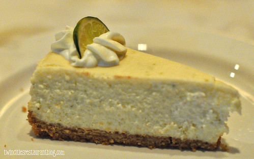 Key Lime Pie at McCormick & Schmicks ~ Minneapolis, MN