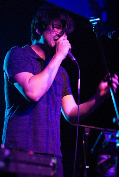 Jamie Woon @ Nottingham Rescue Rooms 07/06/11