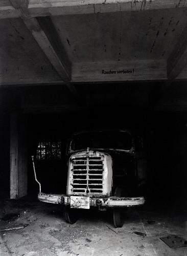 Car Train by Chris Marquardt