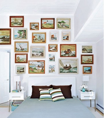 Scandinavian style bedroom-myhomewareshop