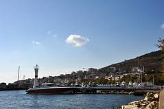 Liman (Efkan Sinan) Tags: liman harbour marmaraadası marmaradenizi balıkesir türkiye türkei turchia tr turquie island ambulance denizfeneri