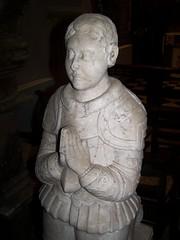 Staffordshire, Ashley (jmc4 - Church Explorer) Tags: church monument memorial child ratcliffe ashley pray praying tomb somerset gerrard kneeling staffordshire armour gerard alabaster boteler