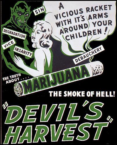 Devil's Harvest, 1936