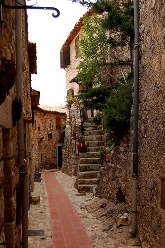 Eze Village, Cote d'Azur 蔚藍海岸 艾日村