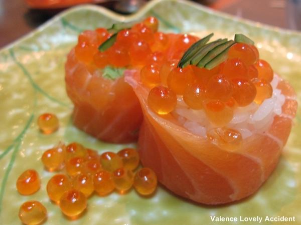台東大車輪_鮭魚親子壽司